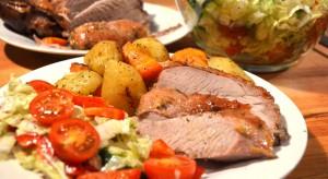Propozycja na prosty i smaczny obiad. Porcja dla4-6 osób.