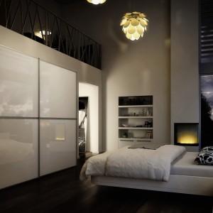 Multi Forma II to system modułowych szaf, które możemy dopasować do wnętrza każdej sypialni. Fot. Huelsta.