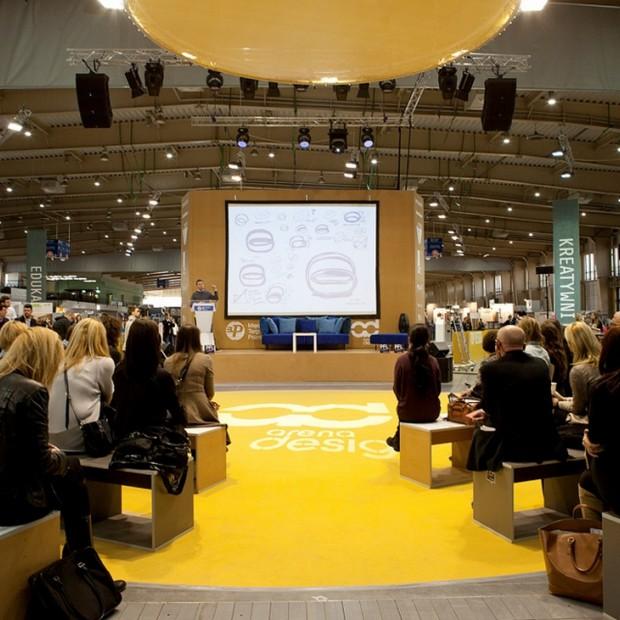 Pfleiderer oficjalnie partnerem strategicznym Arena Design 2015