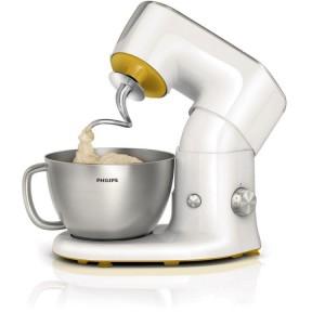 Robot planetarny marki Philips posiada szereg możliwości, m.in. miesza, szatkuje, rozdrabnia i pozwala robić soki. Fot. Philips.