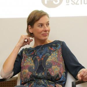 Lubomira Trojan, z wykształcenia etnolog i antropolog kultury, od siedmiu lat związana z Zamkiem Cieszyn – regionalnym centrum dizajnu.