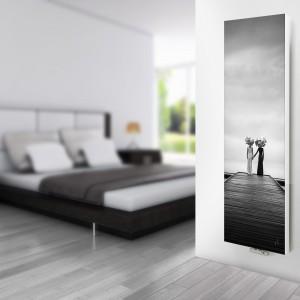 Nagrodę Dobry Design 2015 w kategorii 4. Przestrzeń sypialni i garderoby otrzymał Ekran More marki Instal-Projekt.