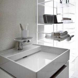 Nagrodę Dobry Design 2015 w kategorii 6. Przestrzeń łazienki otrzymały Umywalki z SaphirKeramik Kartell by Laufen.