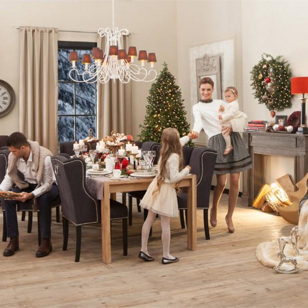 Tradycyjne Boże Narodzenie. Postaw na dekoracje w czerwonym kolorze