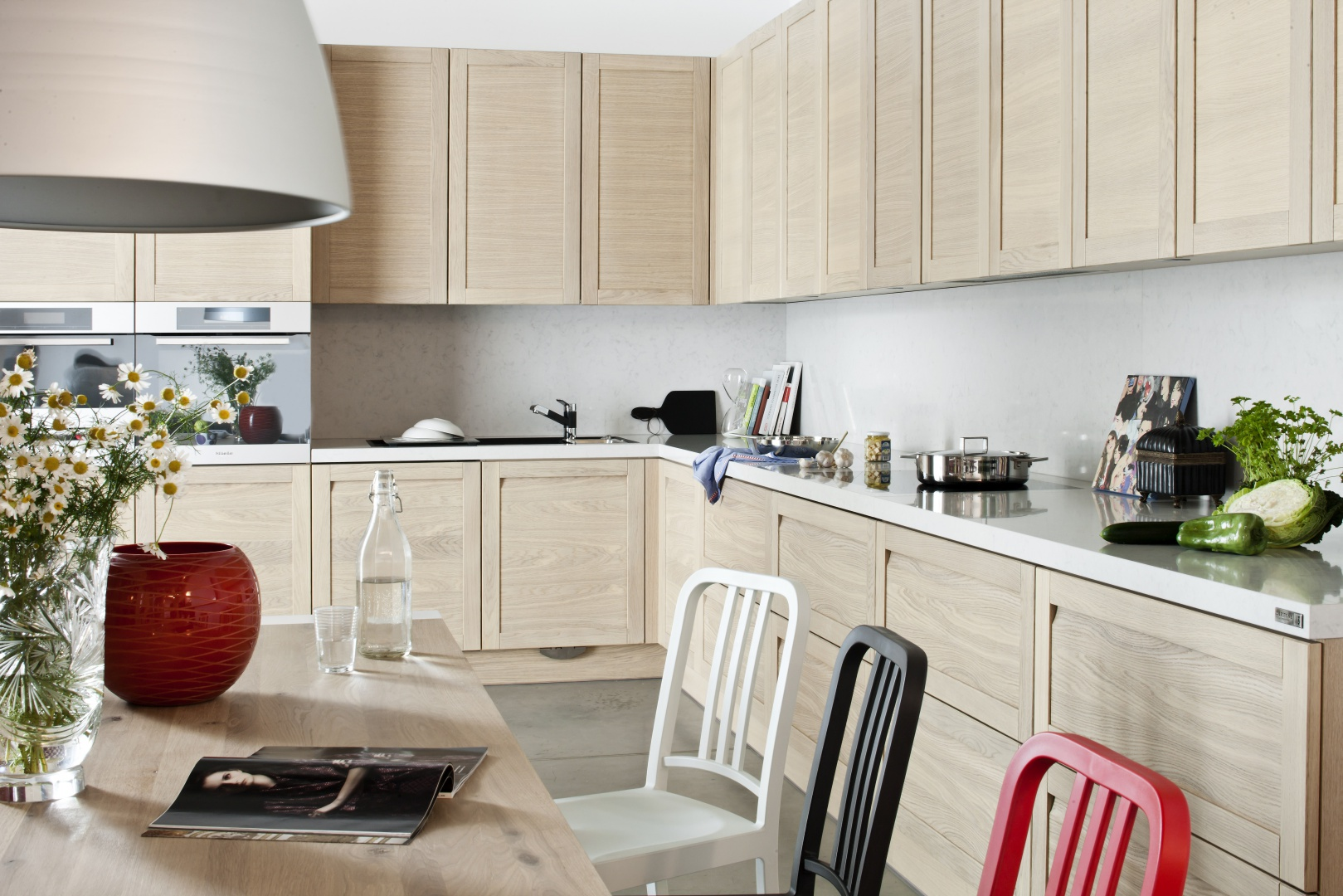 Kuchnia w drewnie 15 propozycji producentów mebli   -> Kuchnia W Kolorze Kapuczino