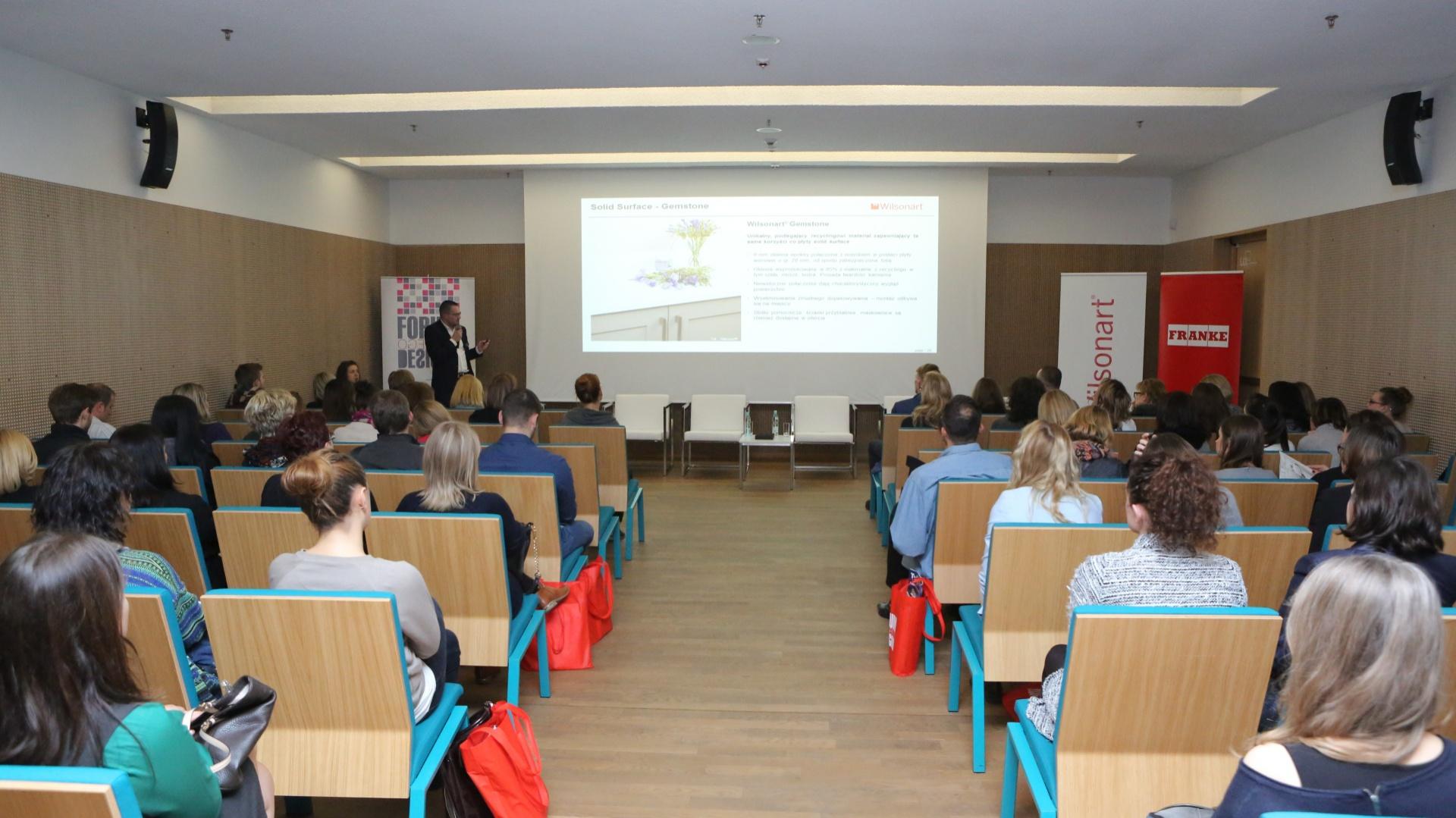 Case study firmy Wilsonart. Fot. Bartosz Jarosz.