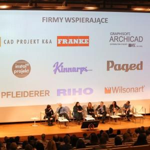 Debata na temat przyszłości designu zainaugurowała 2. edycję Forum Dobrego Designu, w którym wzięło udział ponad 700 gości.
