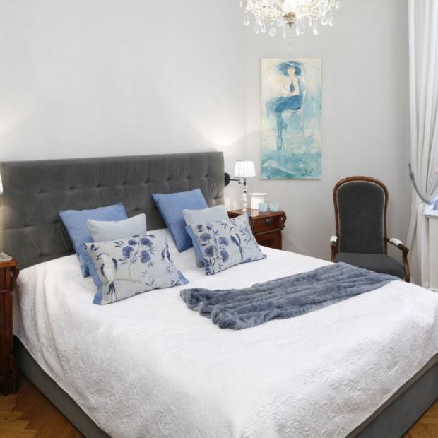 Klasyczna sypialnia. Najciekawsze propozycje architektów