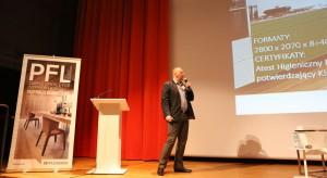 Forum Dobrego Designu obfitowało w ciekawe wykłady i prezentacje. Jednym z nich było case study firmyPfleiderer.