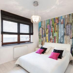 Ściany w sypialni. Wykończ je ciekawą tapetą lub fototapetą