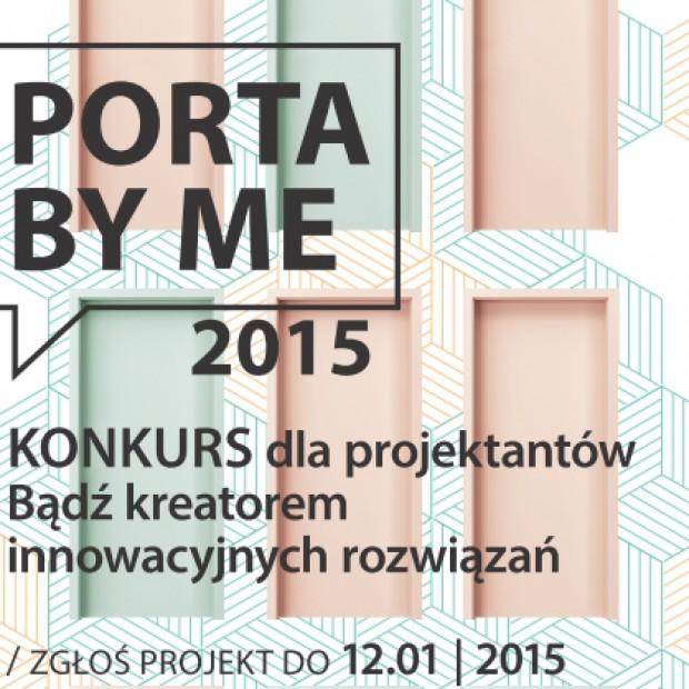 Konkurs dla młodych designerów – PORTA BY ME