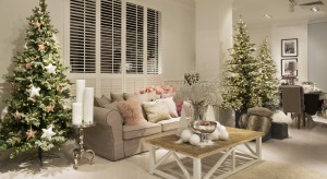 Święta to magiczny czas. Warto więc zadbać o ich odpowiednią oprawę. Zobaczcie bożonarodzeniowe dekoracje utrzymane w tradycyjnej stylistyce.
