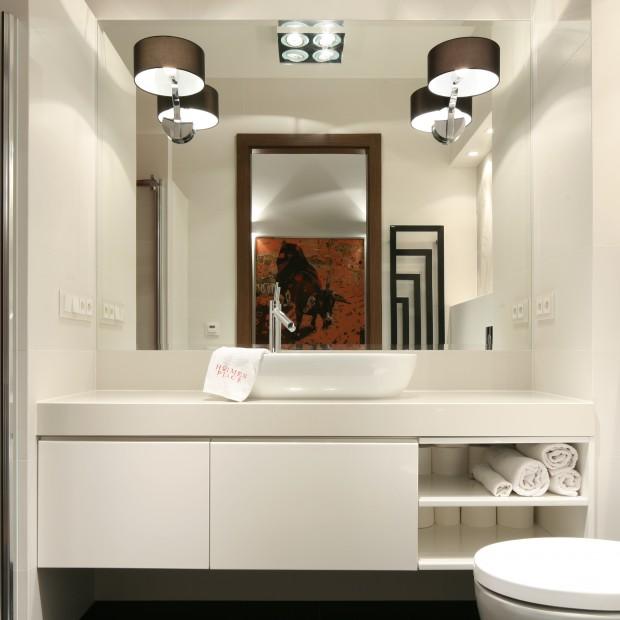 Mała łazienka – modna i praktyczna