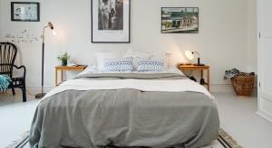 Zobaczcie najciekawsze pomysły na oświetlenie sypialni urządzonych w skandynawskim stylu.