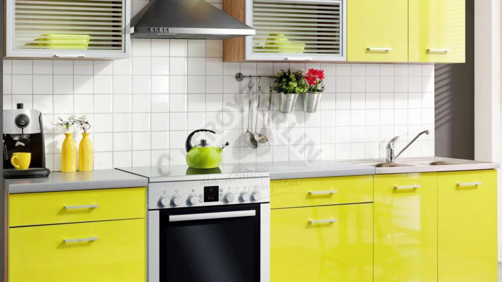 Meble kuchenne Fiona w Mała kuchnia meble na jedną   -> Kuchnia Meble Gotowe