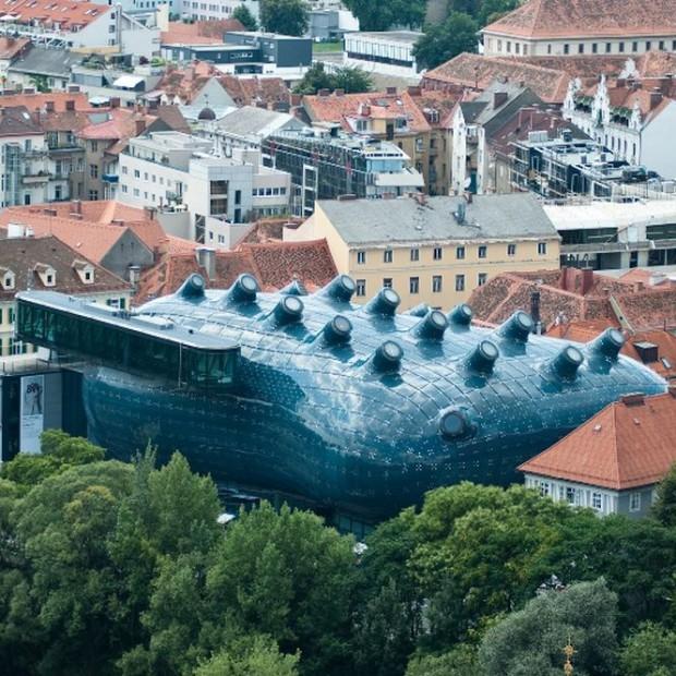 Europa – centrum architektonicznego designu