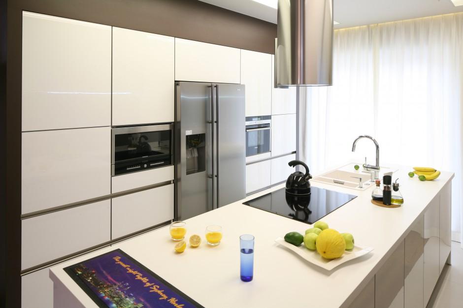 Lodówka, piekarnik i AGD w kuchni Tak rozmieścisz sprzęty  Strona 2 -> Kuchnia Indukcyjno Gazowa Do Zabudowy