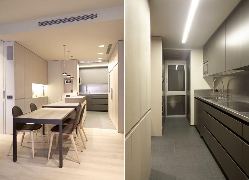 St kuchenny mo na rodzinne mieszkanie w jasnych - Coblonal arquitectura ...