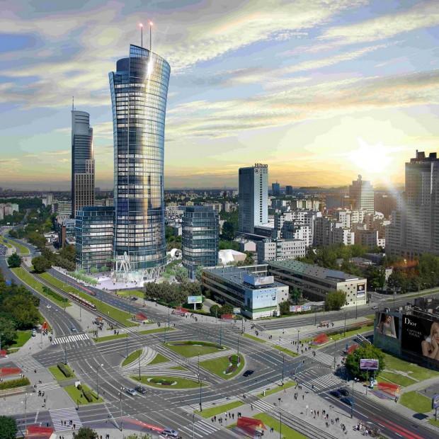 Kompleks Warsaw Spire z nowym najemcą