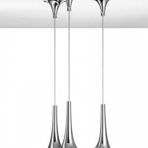 Nowoczesne lampy autorstwa Karima Rashida w całości wykonane są z poliwęglanu. Fot. Axo Light.