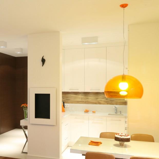 Mała biała kuchnia: tak urządzisz ją z projektantem!