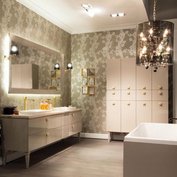 Włoska robota – piękne meble do łazienki prosto z Italii