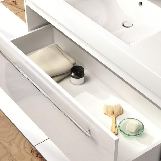 Strefa przechowywania w łazience. Zobacz kilka rozwiązań.
