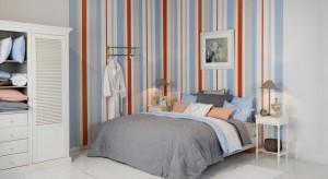 Dodatki i tkaniny budują we wnętrzu przyjemną atmosferę. Kolorowe elementyto także doskonały sposób na szybką, efektowną i nie wymagającą wielkich nakładów finansowych metamorfozę sypialni.