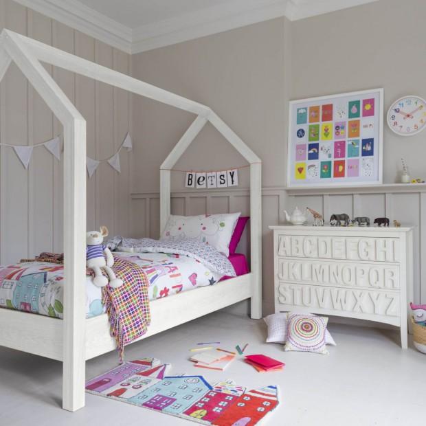 Jasny pokój dziecka. Zobacz piękne, spokojne aranżacje