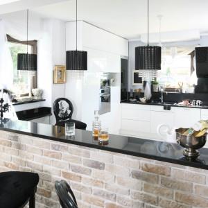 Cegła w kuchni - to proponują polscy projektanci
