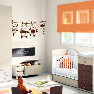 Pomieszczenie, w którym dziecko będzie spędzać większość czasu, powinno być przytulne, bezpieczne, wygodne i zadbane. Fot. Ros.