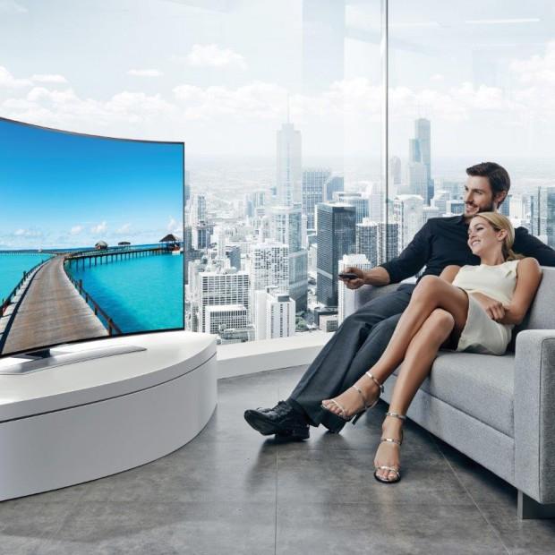 Telewizor na miarę potrzeb nowoczesnego wnętrza