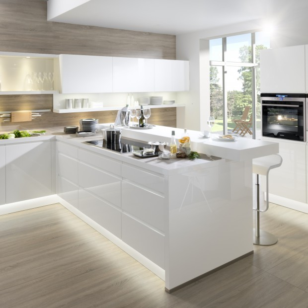 Nowoczesna kuchnia: tak efektownie oświetlisz meble