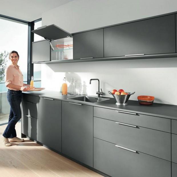 Praktyczna kuchnia - wybierz funkcjonalne rozwiązania