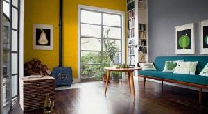 Malowanie ścianto szybki i niedrogi sposób naodświeżenie wnętrza i nadanie mu zupełnie nowego charakteru. Zobaczcie modne, intensywne koloryfarb- idealne do każdego salonu.<br /><br />