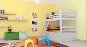 Ściany w pokoju dziecka powinny być piękne i kolorowe. Dekorując je farbami musimy jednak pamiętać, by wybrać produkt bezpieczny dla zdrowia malucha.