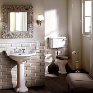 Z kolekcji Brick Devon&Devon. Zarówno dla nazwy jak i formatu kafli inspiracją były cegły. Fot. Devon&Devon.