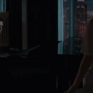 Zdjęcia z planu filmowego Pięćdziesiąt twarzy Greya.