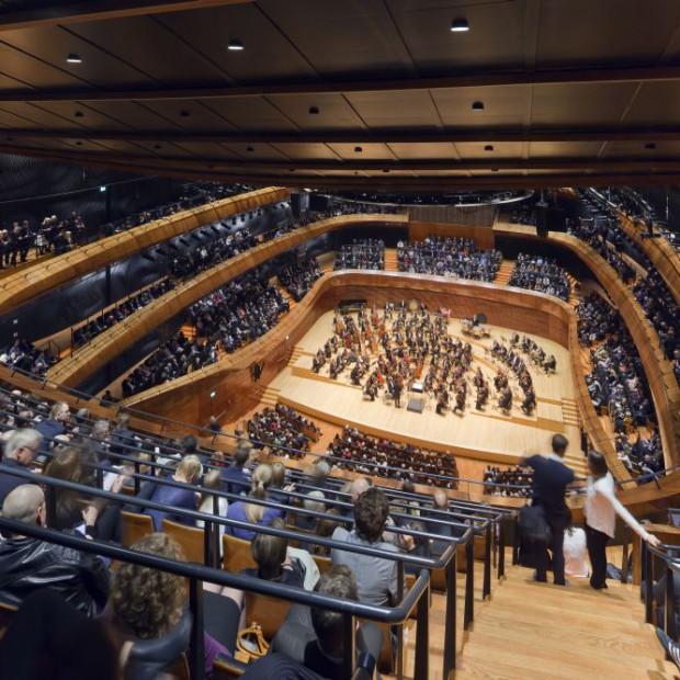 Niesamowita architektura siedziby Orkiestry Symfonicznej Polskiego Radia na Śląsku