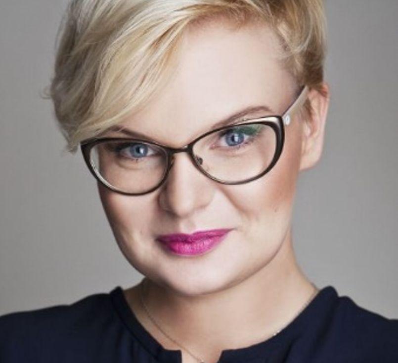 """Monika Jurczyk OSA, osobista stylistka i autorka książki """"Szefowa swojej szafy"""" - 162115"""