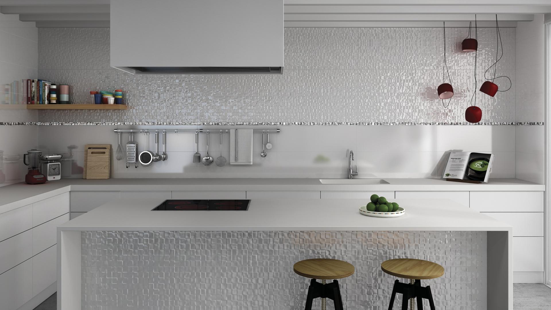 Śliczna mozaika, którą Modne płytki najnowsze   -> Kuchnia Plytki Mozaika