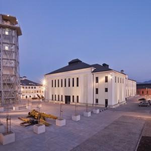 Centrum Nauki i Sztuki w starej kopalni