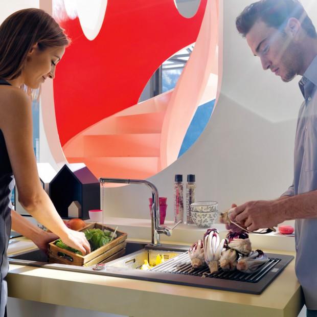 Systemy kuchenne Franke - sposób na udane gotowanie