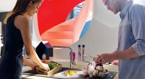 Kuchnia to idealne miejsce do miłego spędzania czasu z najbliższymi.Z produktami firmy Franke gotowanie może stać się również świetną zabawą.