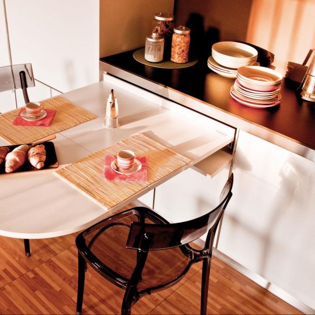Mała kuchnia - funkcjonalna? Zobacz elementy, które to umożliwią