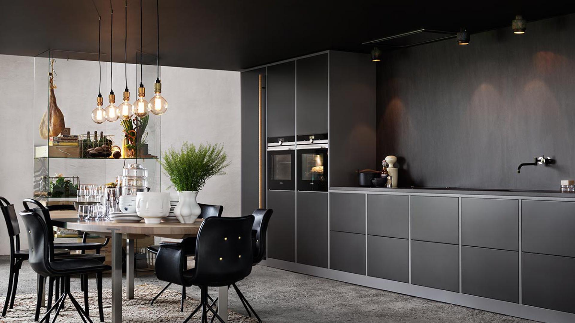 kuchnia w stylu loft tak urz dzisz modne wn trze. Black Bedroom Furniture Sets. Home Design Ideas