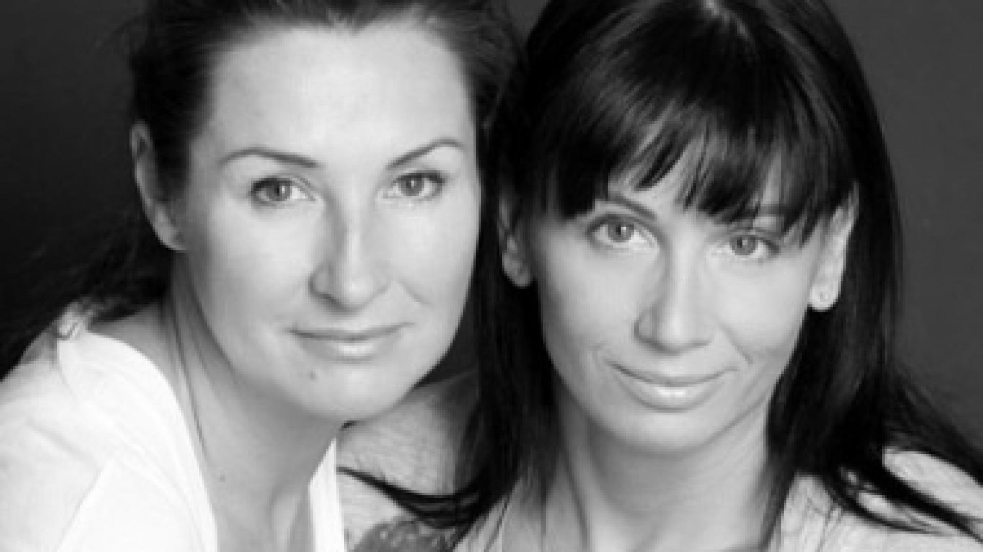 Katarzyna Kiełek i Agnieszka Komorowska-Różycka (studio projektowe Living Box). Fot. Archiwum