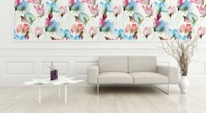 Pastelowe tkaniny, kwiatowe wzory, kolorowe dodatki i piękne fototapety pomogą zaprosić wiosnę do wnętrza. Przedstawiamy wiosenne inspiracje, które będą pasowały do każdego wnętrza.