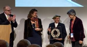 9 lutego architekt i projektant Alessandro Mendini został laureatem prestiżowej nagrody The European Prize for Architecture. Nagroda już od pięciu lat przyznawana jest przez The European Centre for Architecture Art Design and Urban Studies oraz przez