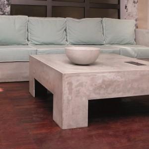 Meble z betonu – nowy trend